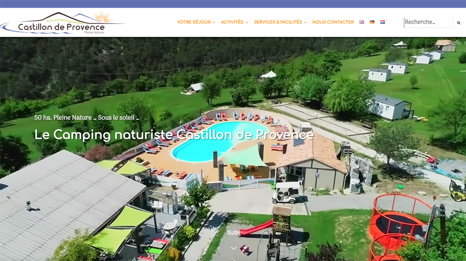 site web Castillon